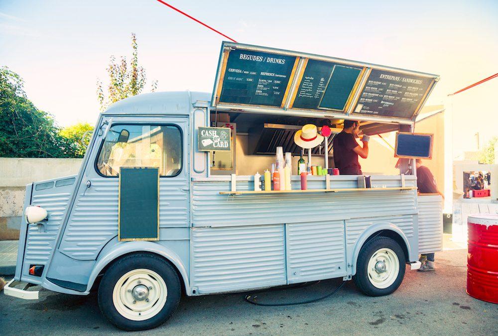 Aplicatie food truck