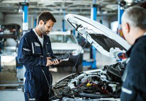Aplicatie service auto
