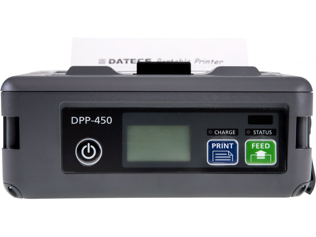 Imprimanta portabila Datecs DPP-450 BT 1