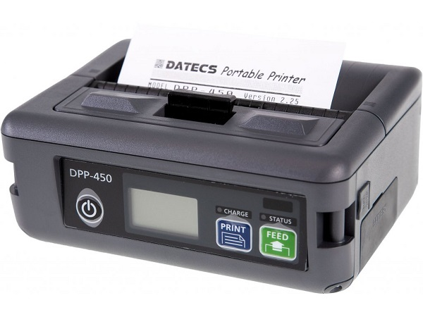 Imprimanta portabila Datecs DPP-450 BT