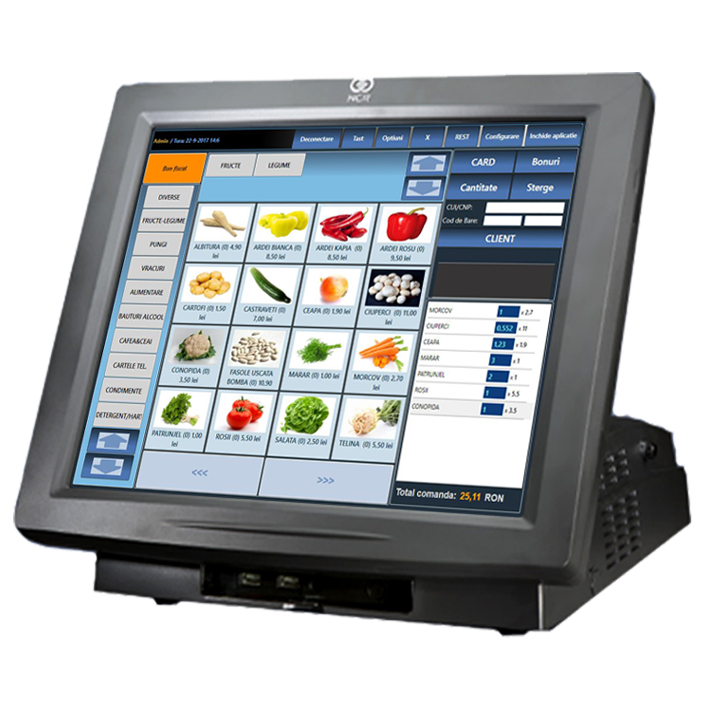 Sistem POS All in One NCR RealPOS 20