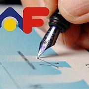 Formularul C801-obtinerea  numarului unic de  inregistrare a aparatelor de marcat electronice fiscale (AMEF)