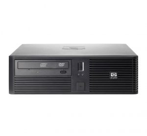 Sistem HP rp5700 (Core2Duo)