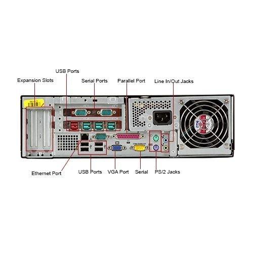 Sistem HP rp5700 (Core2Duo)4