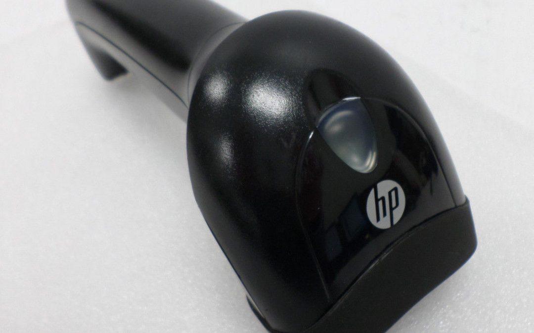 Cititor coduri de bare HP QD2100