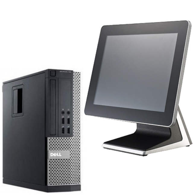 Sistem POS DELL Optiplex feat