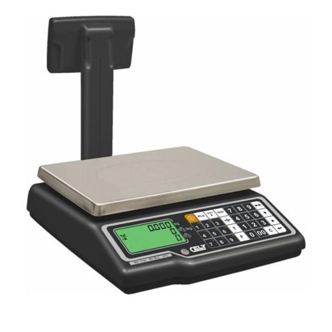 Cantar comercial electronic Dibal G325 de 6/15/30 kg