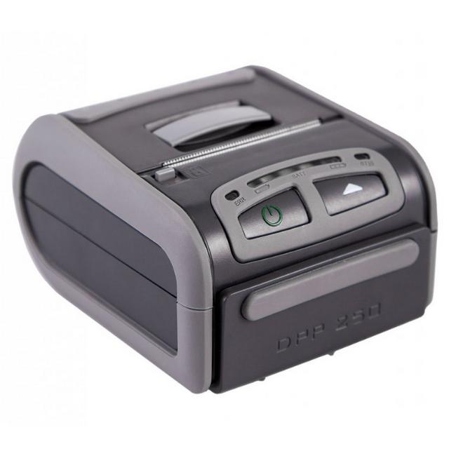 Imprimanta portabila Datecs DPP-250BT