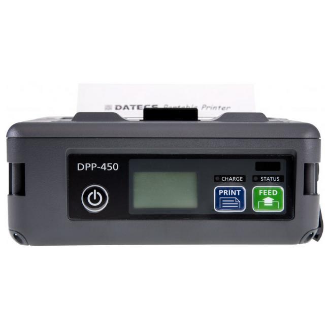 Imprimanta portabila Datecs DPP-450 BT