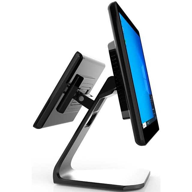 POS all-in-one iMachine Dual Screen4
