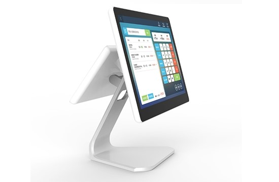 POS all-in-one iMachine Dual Screen5